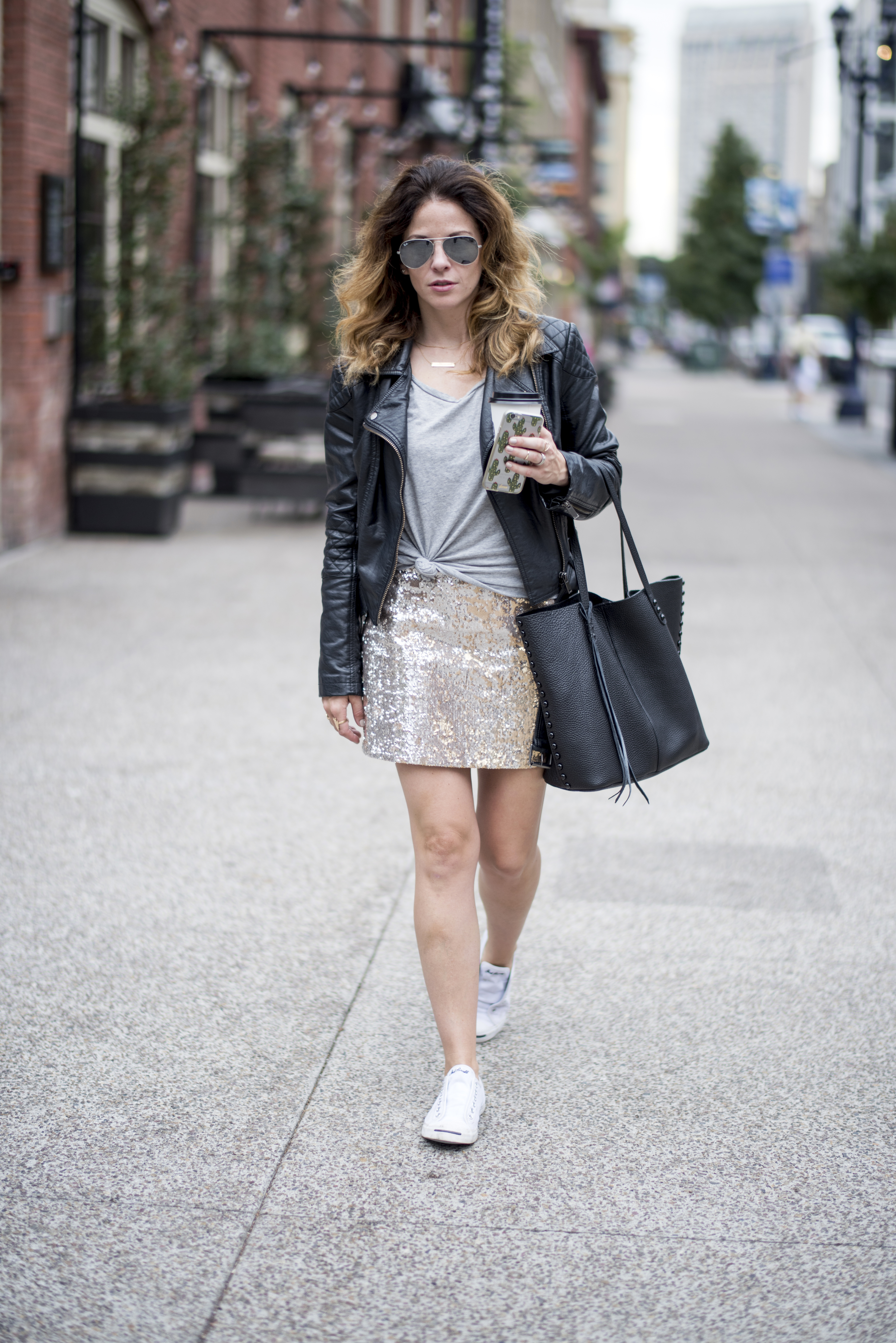 how-to-style-a-sequin-skirt-3