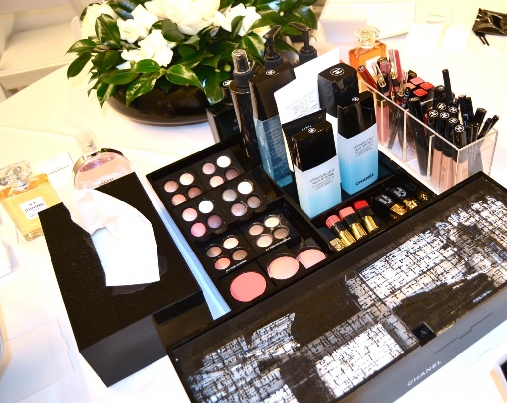 Chanel_Beauty_Class